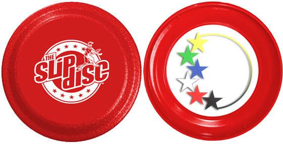 Colored Stars Witness Slip Disc