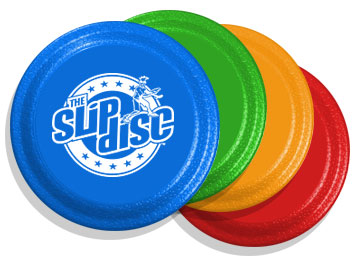 Slip Disc Colors