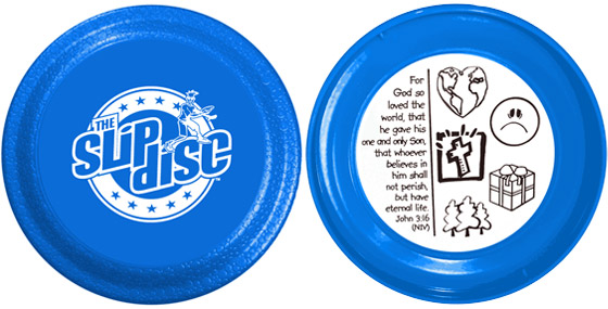 Color-Me Children's Slip Disc