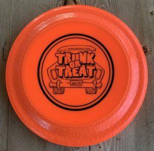 Trunk or Treat Gospel Disc