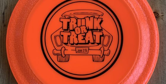 Trunk or Treat Gospel Disc